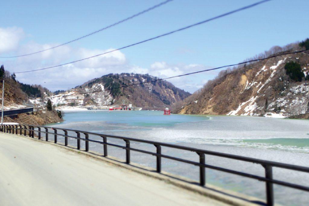 白川ダム2