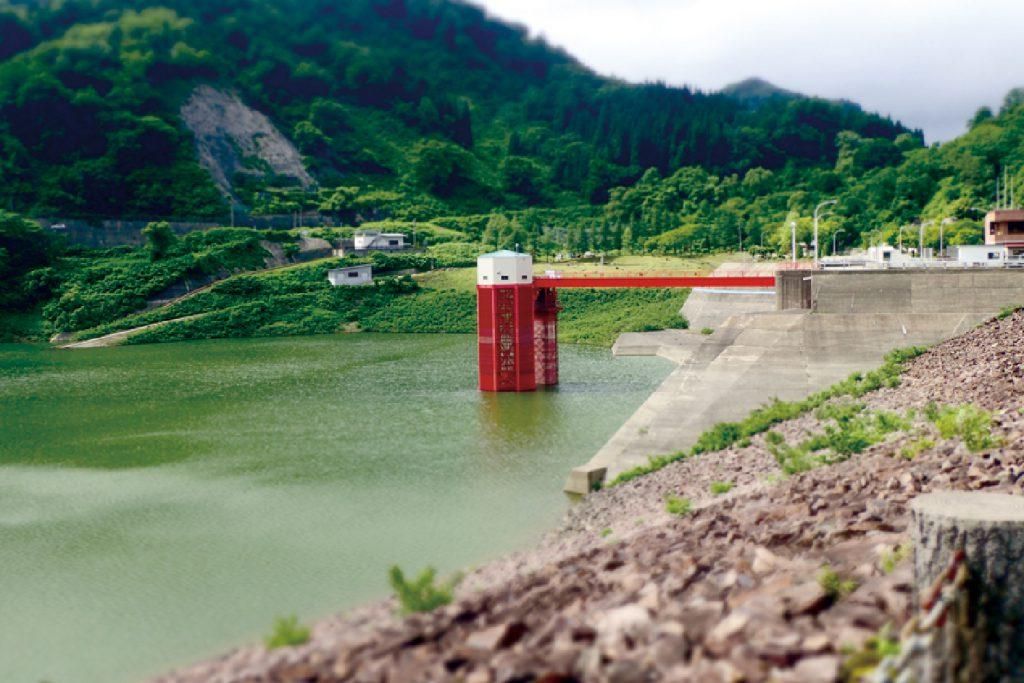 白川ダム3