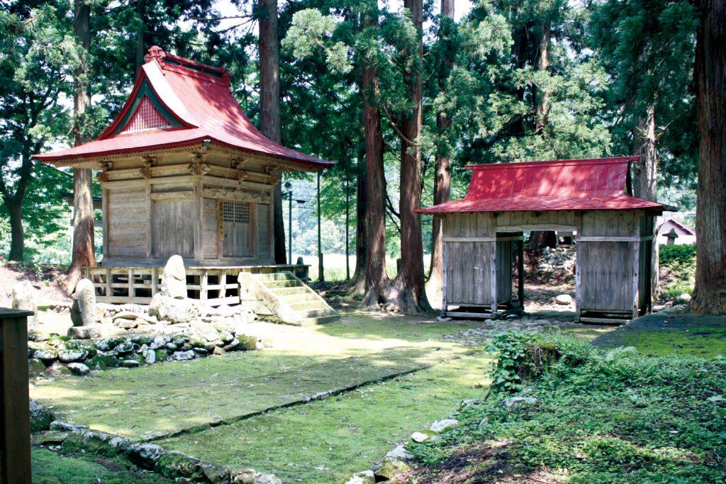 岩倉神社2